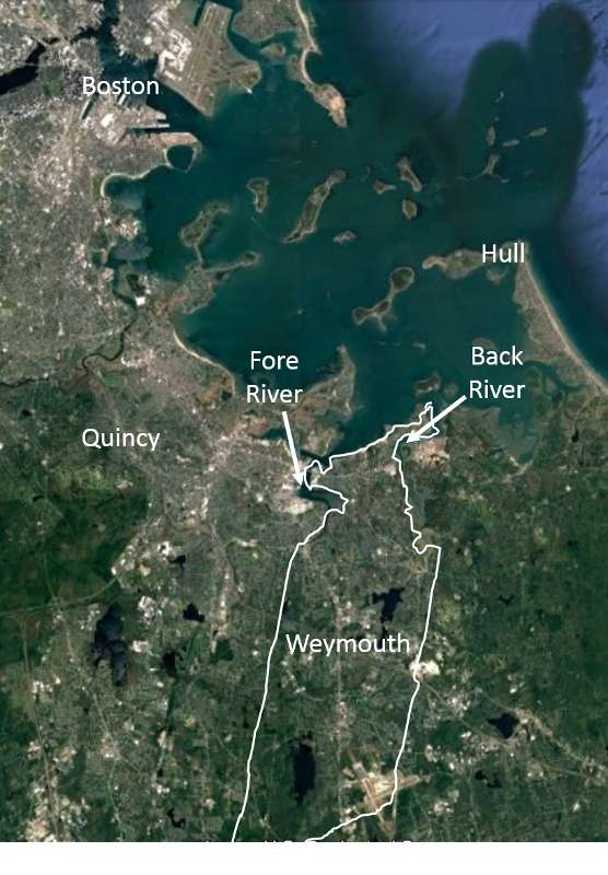 A Brief History Of Weymouth Ma