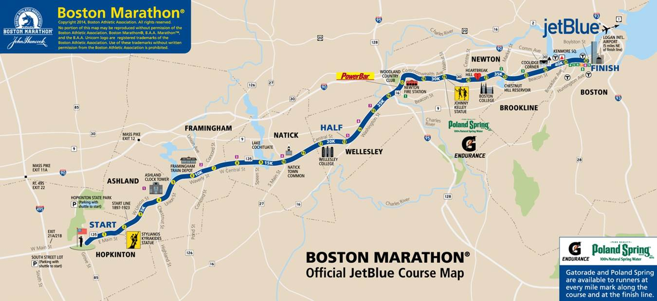 Case Study Boston Marathon Bombing