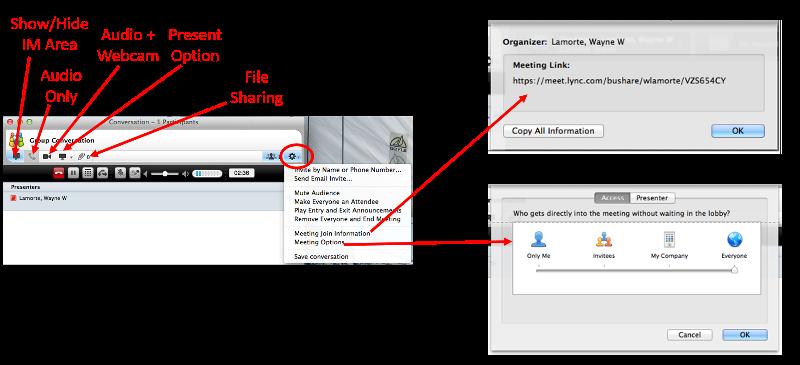 Skype for Business (Lync)