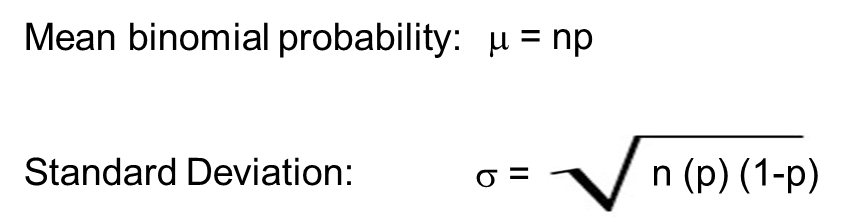 probability standard deviation and pic Defining the standard score  these z-scores have a distribution with a mean of 0 and a standard deviation of  this means that the probability of a score being.