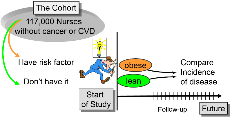 Observational Studies: Cohort and Case-Control Studies