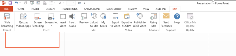 How to Use Microsoft Office Mix